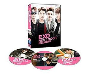 【中古】EXO NEXT DOOR~私のお隣さんはEXO~ コンプリートエディション [DVD]