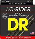 【中古】DR ベース弦 LO-RIDER ステンレス .050-.110 EH-50