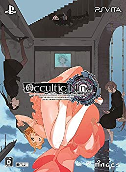 【中古】OCCULTIC;NINE 限定版 【限定版同梱物】ドラマCD、設定資料集 同梱 & 【先着購入特典】オカルティック・ナインサウンドトラックダウンロードコー画像