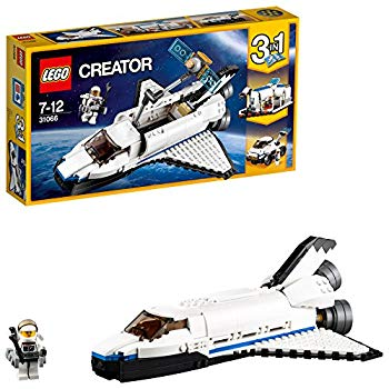 【中古】レゴ(LEGO)クリエイター スペースシャトル 31066