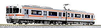 中古 KATONゲージ313系5300番台新快速2両増結セット10-1381鉄道模型電車