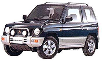 【中古】フジミ模型 1/24インチアップディスクシリーズ01 パジェロミニ VRII '94
