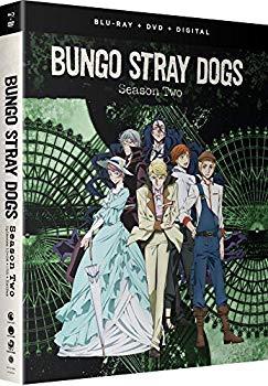 CD・DVD, その他 Bungo Stray Dogs: Season Two Blu-ray
