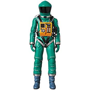 【中古】MAFEX マフェックス No.089 2001年宇宙の旅 スペーススーツ グリーンバージョン 全高約160mm 塗装済み 可動フィギュア画像