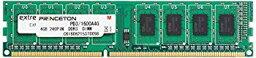 【中古】プリンストン DOS/V デスクトップPC用メモリ 4GB PC3-12800(DDR3-1600) CL=11 240pin DIMM PDD3/1600-A4G