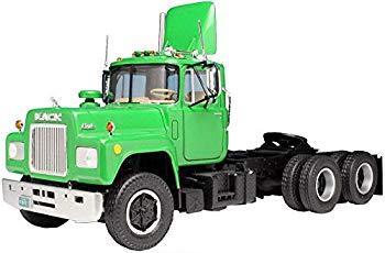 中古 プラッツAMT10391/25マックR685STセミ・トラクター未塗装プラスチックモデルキット