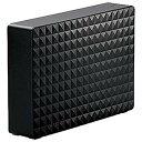 【中古】SEAGATE 外付けハードディスク(4TB) ブラック SGD-NZ040UBK