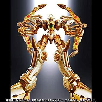 【中古】(未使用・未開封品) スーパーロボット超合金 創聖のアクエリオン ゴールドソーラーアクエリオン(魂ウェブ限定)画像