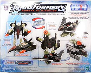 Transformers dreads RID