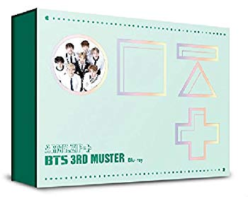 韓国(K-POP)・アジア, 韓国(K-POP)  BTS 2016 BTS 3rd MUSTER ARMY.ZIP 2DISC Blu-ray (