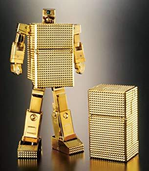 【中古】超合金魂 GX-32 ゴールドライタン画像