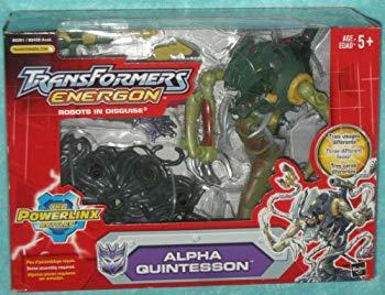 Transformers quintessons