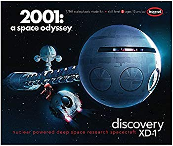 【中古】メビウス 2001年宇宙の旅 1/144 ディスカバリー号画像
