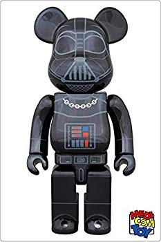 おもちゃ・ゲーム, その他 medicom toy BEARBRICK STAR WARS DARTH VADER(TM) CHROME Ver.400 (400)