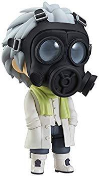 【中古】ねんどろいど DRAMAtical Murder クリア ノンスケール ABS&PVC製 塗装済み可動フィギュア画像