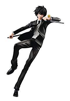【中古】G.E.M.シリーズ 家庭教師ヒットマンREBORN!雲雀恭弥 1/8 完成品フィギュア(メガトレショップ、ジャンプキャラクターズストア等限定)画像