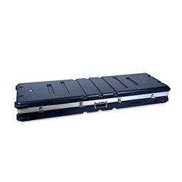 【中古】(未使用・未開封品) CROSSROCK CRA888KBL ABS製 88鍵キーボード用ハードケース ブルー