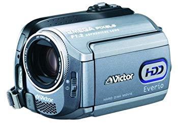【中古】JVCケンウッド ビクター Everio エブリオ ビデオカメラ ハードディスクムービー 40GB GZ-MG275-S