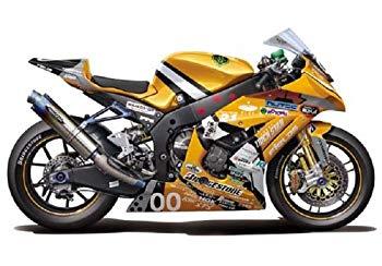 【中古】フジミ模型 1/12 BIKEシリーズ SPOT エヴァRT零号機 トリックスター Kawasaki ZX-10R 2012 鈴鹿8耐仕様画像