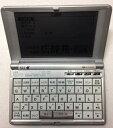 【中古】SEIKO/セイコー 電子辞書 IC DICTIONARY SR-T7000 英語上級辞書(リーダーズ/プラス・ジーニアス英和大辞典・オックスフォード・TOEIC等・・・