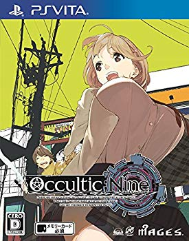 【中古】OCCULTIC;NINE - PSVita画像