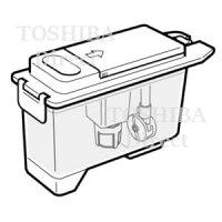 【中古】東芝 冷蔵庫 給水タンク 一式 44073673