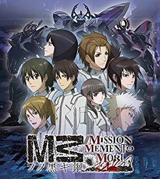 【中古】M3~ソノ黒キ鋼~///MISSION MEMENTO MORI - PS Vita画像