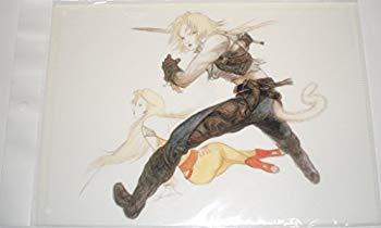 【中古】ファイナルファンタジー シリーズ クリアファイル FINAL FANTASY IX ファイル スクウェア・エニックス画像