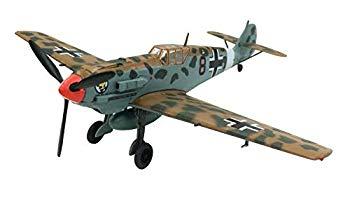 【中古】童友社 1/72 ドイツ軍 メッサーシュミット Bf109E/Trop 塗装済み完成品 No.6画像