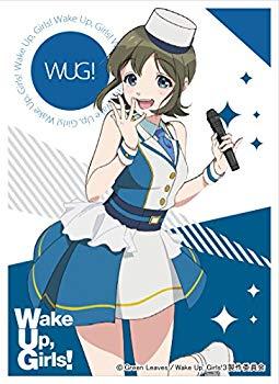 【中古】キャラクタースリーブ Wake Up Girls!新章 林田藍里(EN-535)画像
