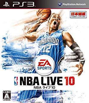 【中古】NBAライブ10 - PS3