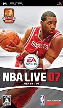 【中古】NBA LIVE 07 - PSP