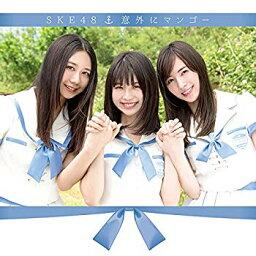 【中古】意外にマンゴー(DVD付)(TYPE-A)(通常盤)