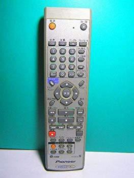 【中古】パイオニア DVDレコーダーリモコン VXX2835
