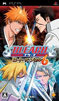 【中古】BLEACH ~ヒート・ザ・ソウル6~ - PSP画像