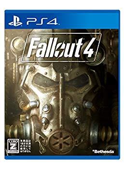 【中古】Fallout 4 【CEROレーティング「Z」】 - PS4画像