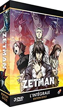 CD・DVD, その他  DVD-BOX (13 300) ZETMAN DVD Import PAL