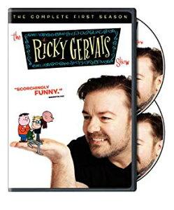 【中古】Ricky Gervais Show: Complete First Season [DVD] [Import]