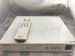 【中古】パイオニア Prive HDD&DVDレコーダー160GB HDD搭載 DVR-330H-W ホワイト
