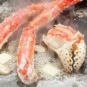 【タラバガニ 7kg タラバ蟹足 送料無料】5L【極太】タラバガニ 1kg前後×7肩【活蟹をボイル】急速冷凍、職人の絶妙な塩加減!ギッシリ詰まった、甘く繊細な蟹身は絶品です。【楽ギフ_メッセ】北海道 たらば蟹脚