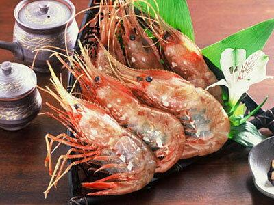 【送料無料】刺身用 ボタンえび 1kg「※沖縄へお届けの場合は別途送料880円がかかります。」
