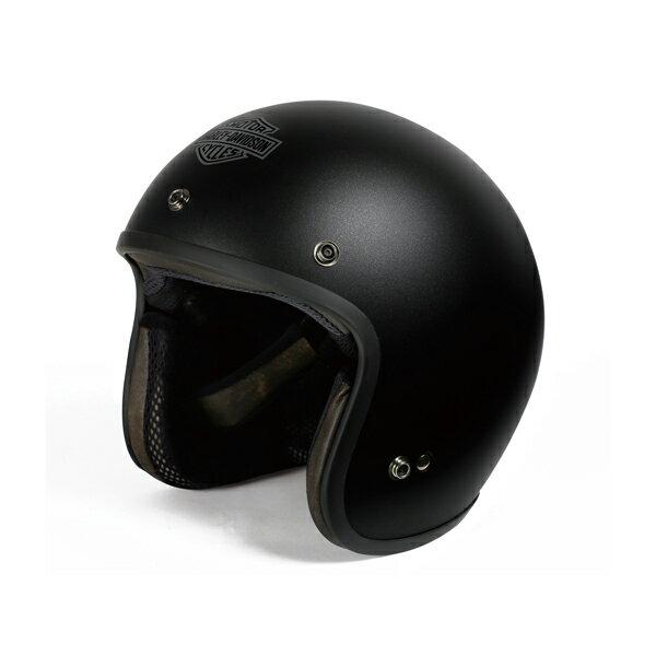 バイク用品, ヘルメット Arai Helmet Meets H-D Spirit34 SOLID MATTE BLACK :98322-14VA