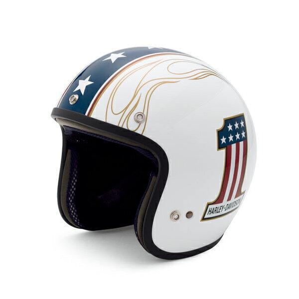 バイク用品, ヘルメット Arai Helmet Meets H-D Spirit34 NO.1 LOGO WHITE :98326-14VA