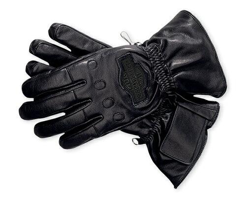 HARLEY-DAVIDSON◆ハーレーダビッドソン・Windshielder Gauntlet Gloves・ワインドシー...
