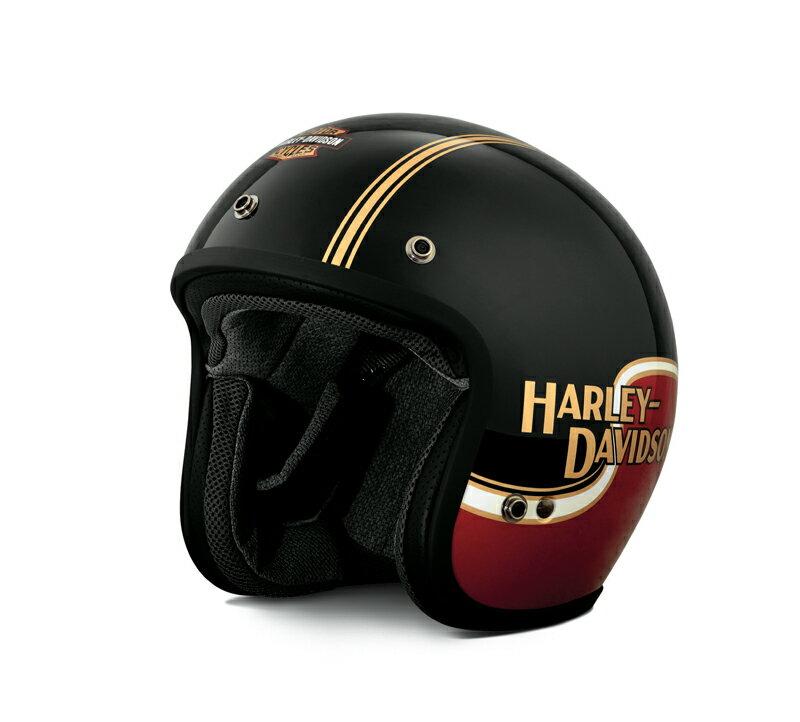 バイク用品, ヘルメット Arai Helmet Meets H-D SpiritThe Shovel Classic MOD34 HelmetREDBLACK :98277-19JX