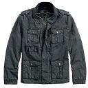 【純正品】HARLEY-DAVIDSON【数量限定】ハーレーダビッドソン【BLACK LABEL】Men's Lightweight Utility Parka Grey Casual Jacket・メンズ ライトウェイト ユーティリティーパーカ グレー カジュアルジャケット:97435-17VM