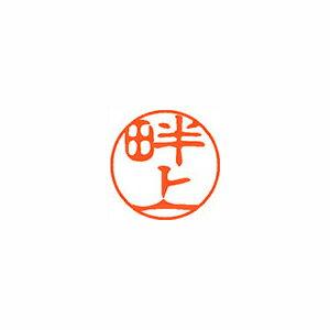 シヤチハタ ネーム11(ブラック11)<顔料系インキ> 既製 畔上