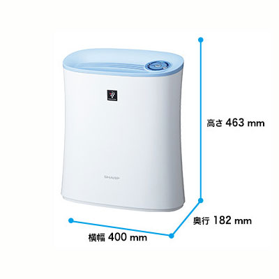 エントリーで全商品ポイント5倍 4日20時より/代引不可 シャープ 空気清浄機 ピンク系 FU−H30−P 高濃度プラズマクラスター7000搭載(ピンク)