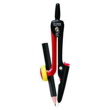 全商品ポイント2〜10倍開催中/ソニック スーパーコンパス はりinパス 鉛筆用(赤)