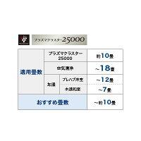 代引不可シャープ加湿空気清浄機高濃度プラズマクラスター25000KI−HS40−W(ホワイト)